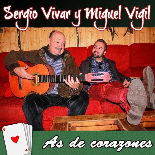 As de Corazones von Sergio Vivar