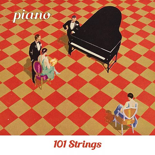 Piano by 101 Strings Orchestra
