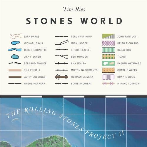 Stones World von Tim Ries