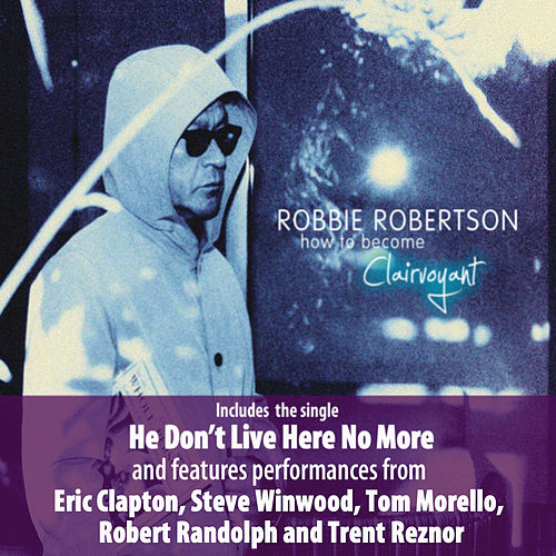 How To Become Clairvoyant (Deluxe) by Robbie Robertson