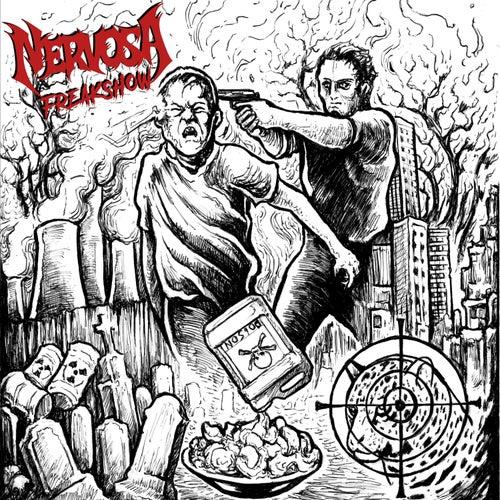 Freakshow by Nervosa