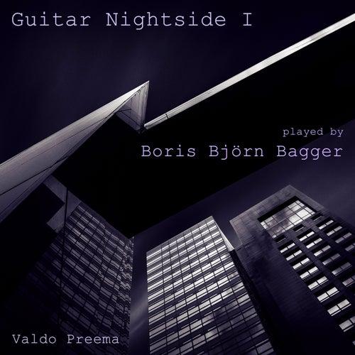 Guitar Nightside I de Boris Björn Bagger