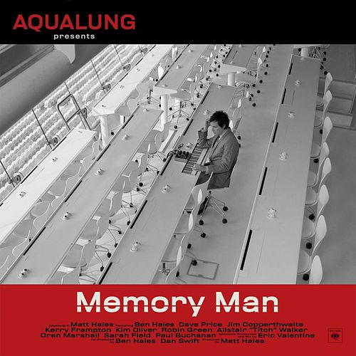 Memory Man von Aqualung