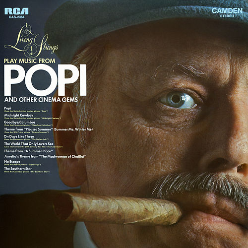 Living Strings Play Music from 'Popi' and Other Cinema Gems by Living Strings