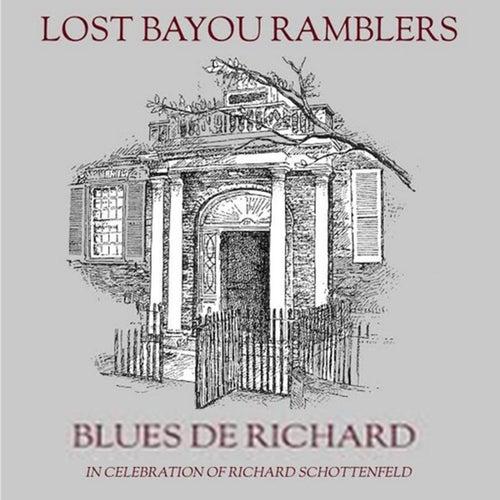 Blues De Richard de Lost Bayou Ramblers