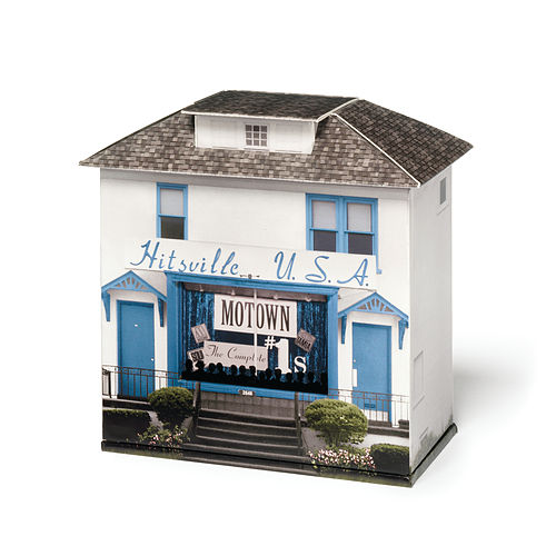Motown: The Complete No. 1's by Various Artists