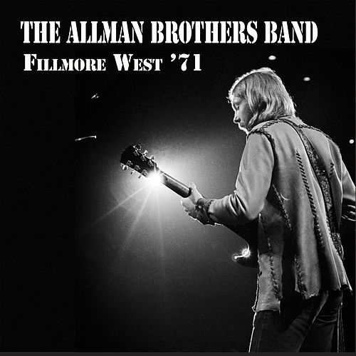 Don't Keep Me Wonderin' (Live at Fillmore West, San Francisco, Ca 1/29/71) de The Allman Brothers Band