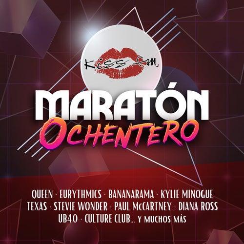 Kiss FM Maratón Ochentero de Various Artists