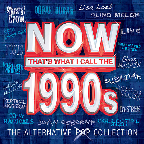 NOW That's What I Call The 90s by Various Artists