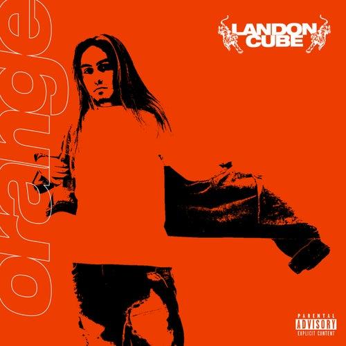 Orange de Landon Cube