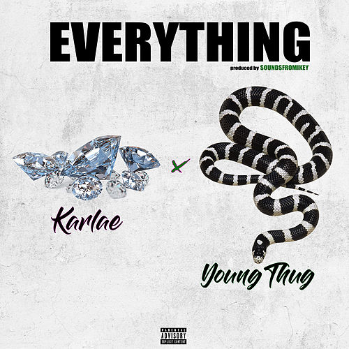 Everything (feat. Young Thug) de Karlae
