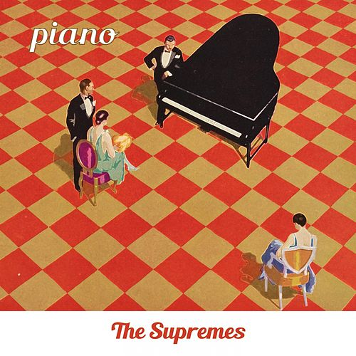 Piano von The Supremes