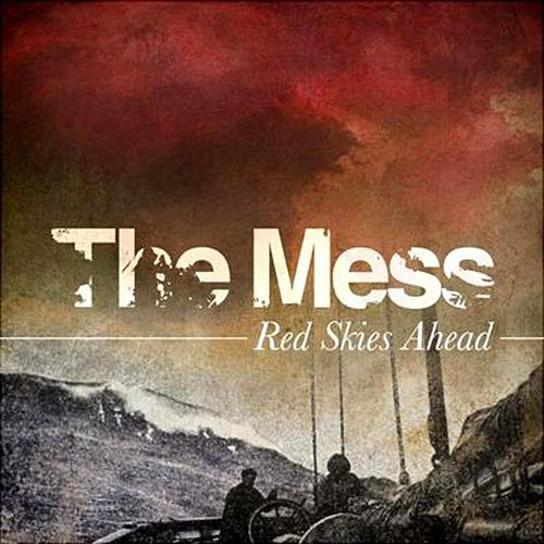 Red Skies Ahead by Mess