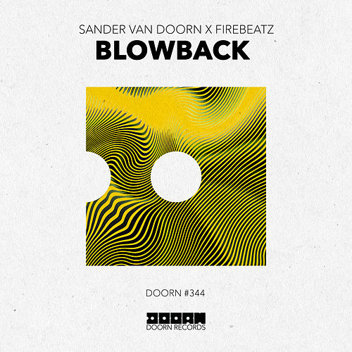 Blowback de Sander Van Doorn