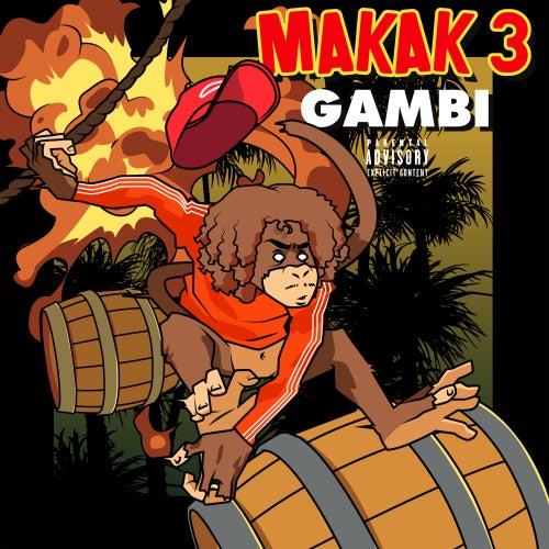 Makak 3 von Gambi