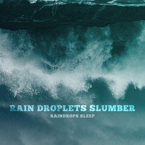 Rain Droplets Slumber by Raindrops Sleep