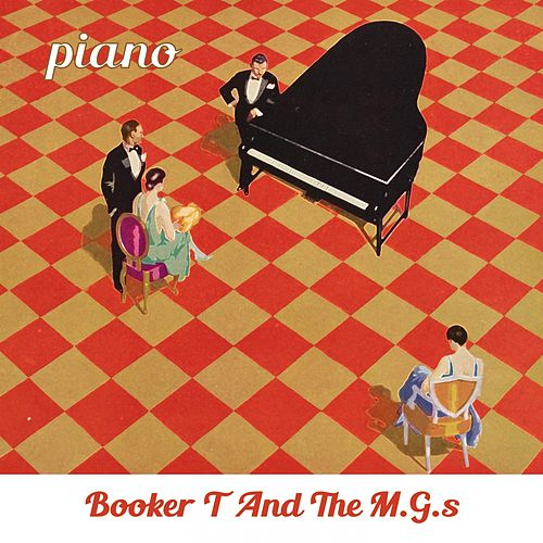 Piano by Booker T. & The MGs
