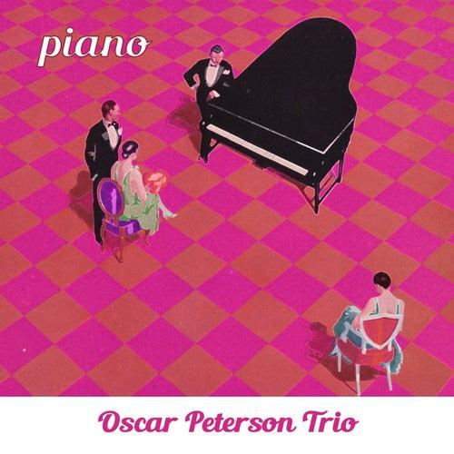Piano von Oscar Peterson