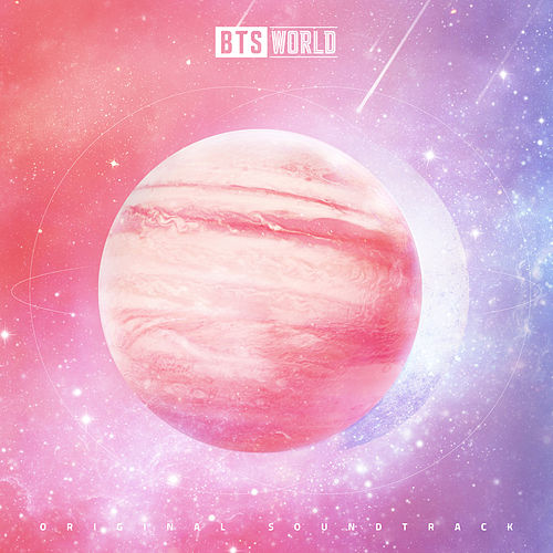 BTS WORLD (Original Soundtrack) fra BTS