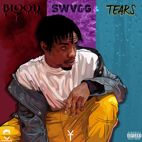 Blood, Swvgg & Tears de Youngs Teflon
