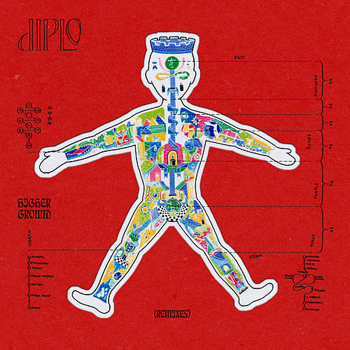 Higher Ground (Remixes) by Diplo