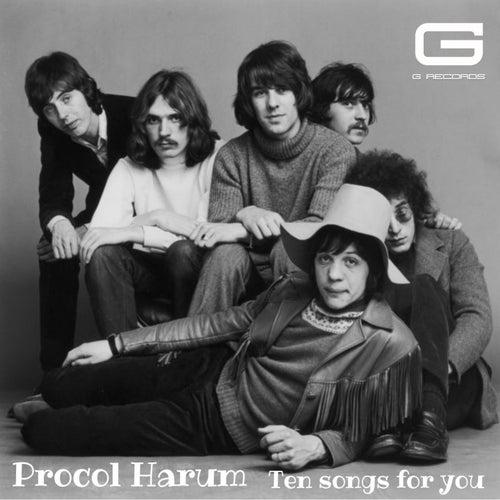 Ten Songs for You de Procol Harum