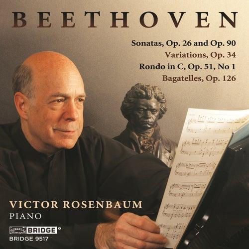Beethoven: Piano Works von Victor Rosenbaum