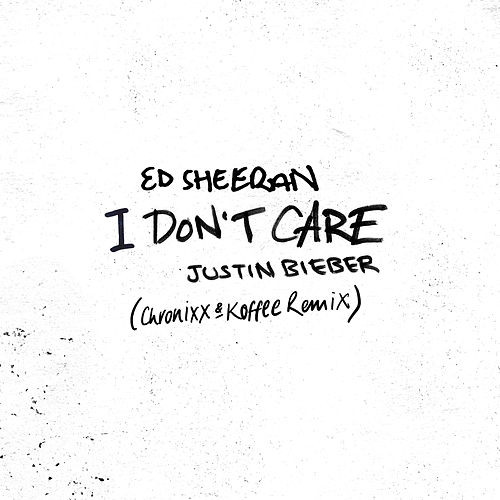 I Don't Care (Chronixx & Koffee Remix) by Ed Sheeran