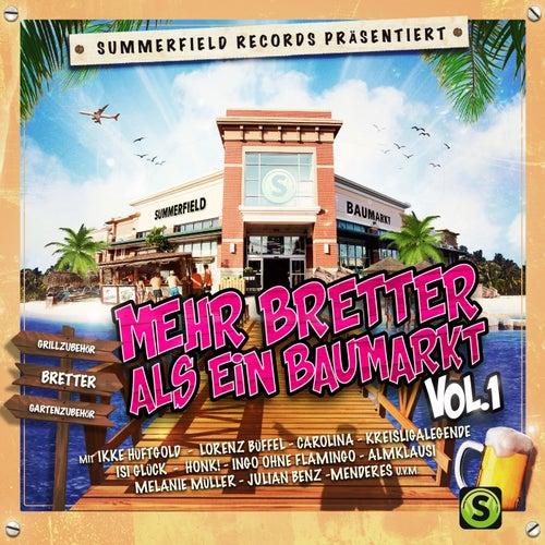 Summerfield Records präsentiert: Mehr Bretter als ein Baumarkt, Vol. 1 von Various Artists