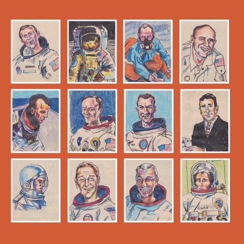 12 Astronauts by Darren Hayman