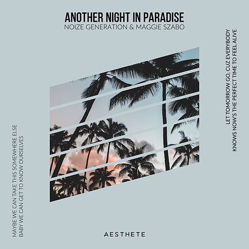 Another Night In Paradise by Noize Generation