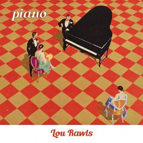 Piano de Lou Rawls