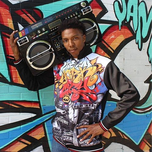 Jammin' with the Boombox, Vol. 1: Birth of Hip Hop de Emcee Monte