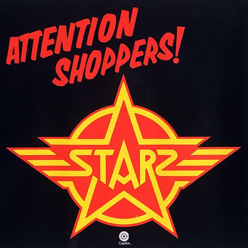 Attention Shoppers! by Starz