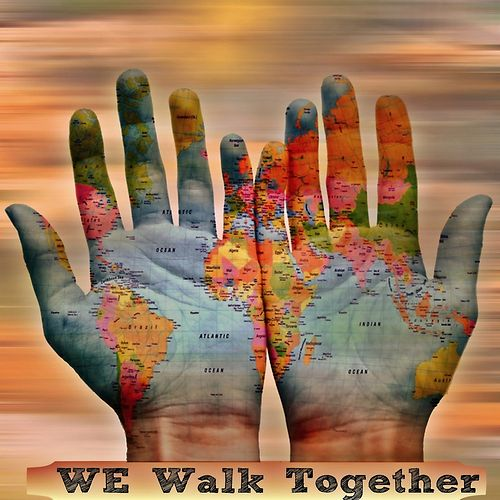 We Walk Together by Twizm Whyte Piece