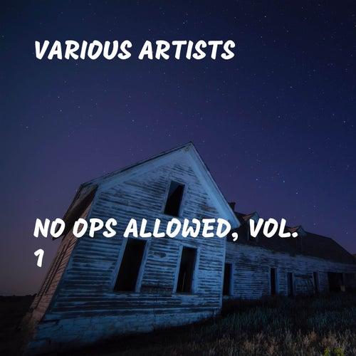 No Ops Allowed, Vol. 1 von Various Artists