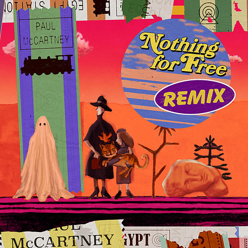 Nothing For Free (DJ Chris Holmes Remix) by Paul McCartney