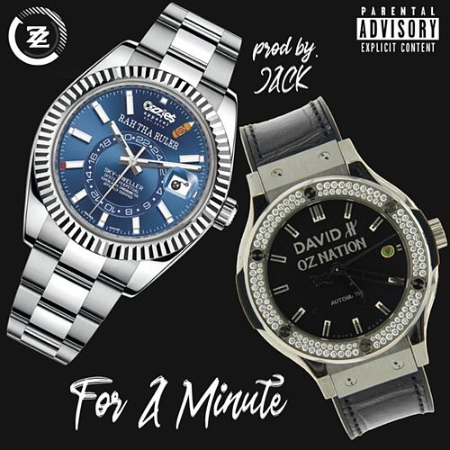 For A Minute by Rah Tha Ruler