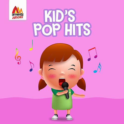 Kid's Pop Hits von The Countdown Kids