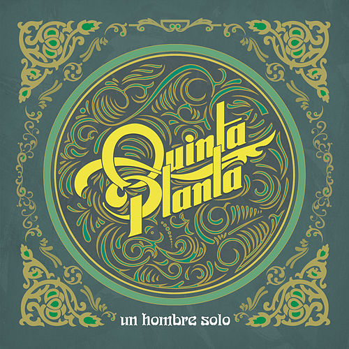 Un hombre solo by Quinta Planta