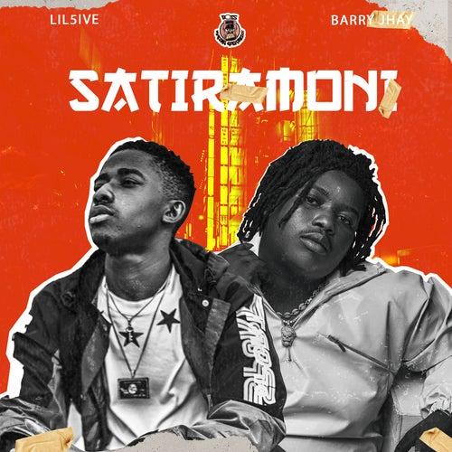 Satiramoni (Remix) von Lil 5ive