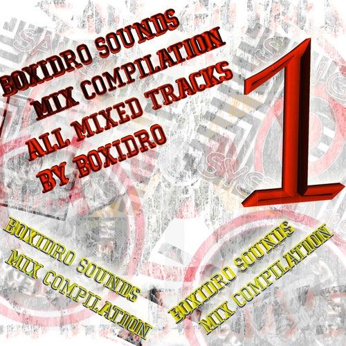 Sounds Mix Compilation by Boxidro