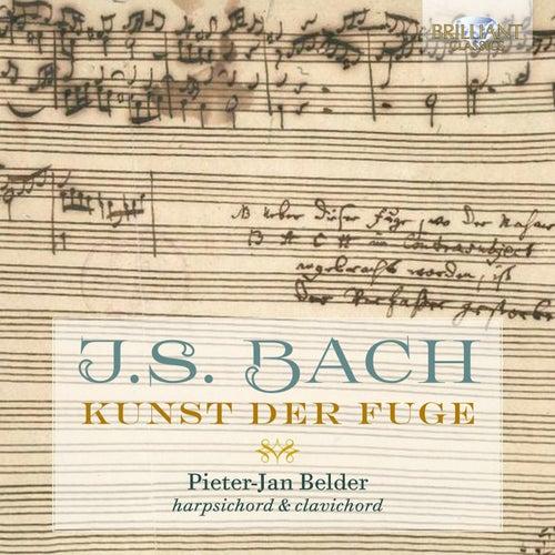 J.S. Bach: Kunst der Fuge by Pieter-Jan Belder