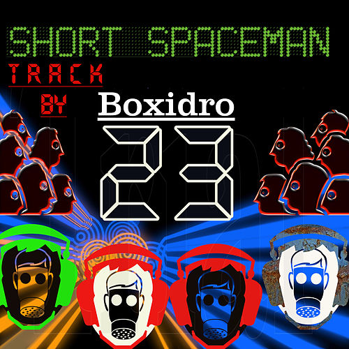 Short Spaceman de Boxidro