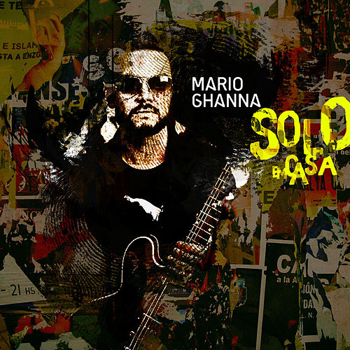 Solo em Casa by Mario Ghanna