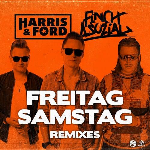 Freitag, Samstag (Remixes) von Harris & Ford