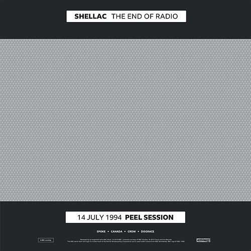The End of Radio by Shellac