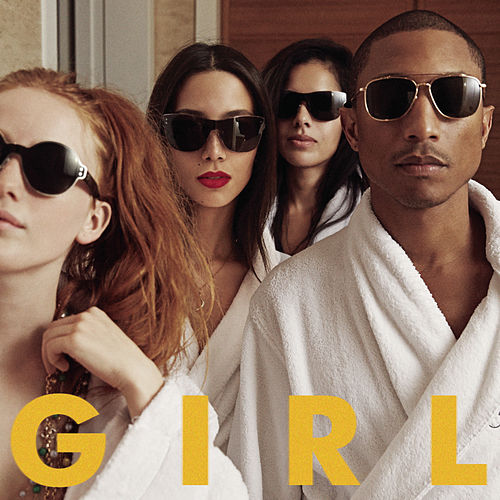G I R L von Pharrell Williams