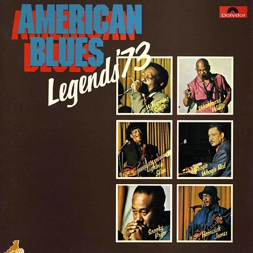 American Blues Legends '73 by Various Artists