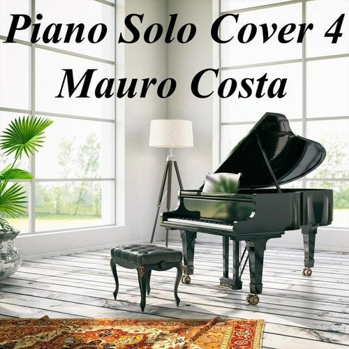 Piano Solo Cover 4 by Mauro Costa